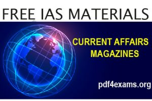 Vajiram & Ravi Current Affairs January 2021 PDF