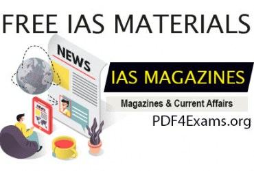 Shankar IAS Monthly Mainstorming December 2020 PDF