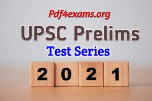 Vision IAS Prelims 2021 Test 8 Hindi With Solution PDF